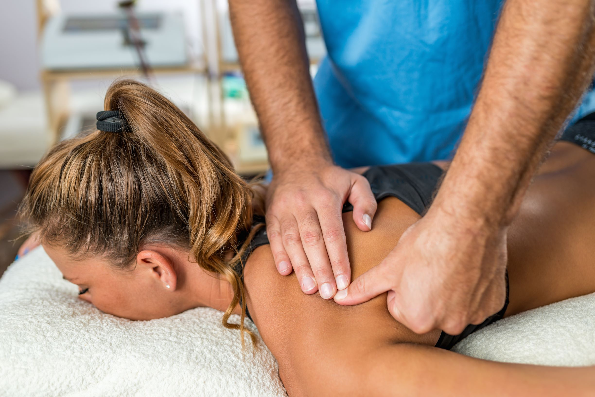 St. George Chiropractor, St. George Muscle Release Technique